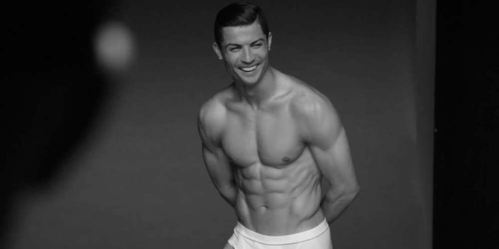 Cristiano Ronaldo Finally Got a Statue That Captures the Famed Soccer Player's Sexiness
