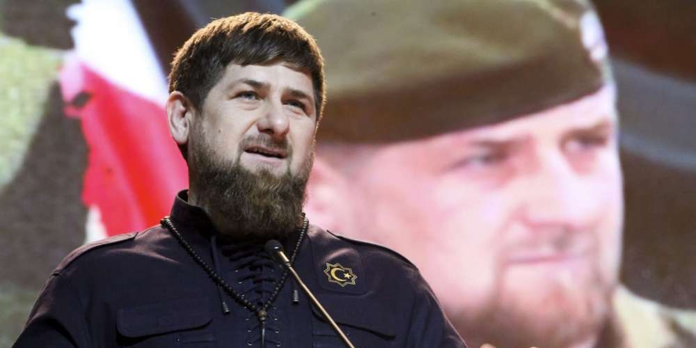 Anti-Gay Chechen Leader Ramzan Kadyrov Says He's 'Ready to Step Down'