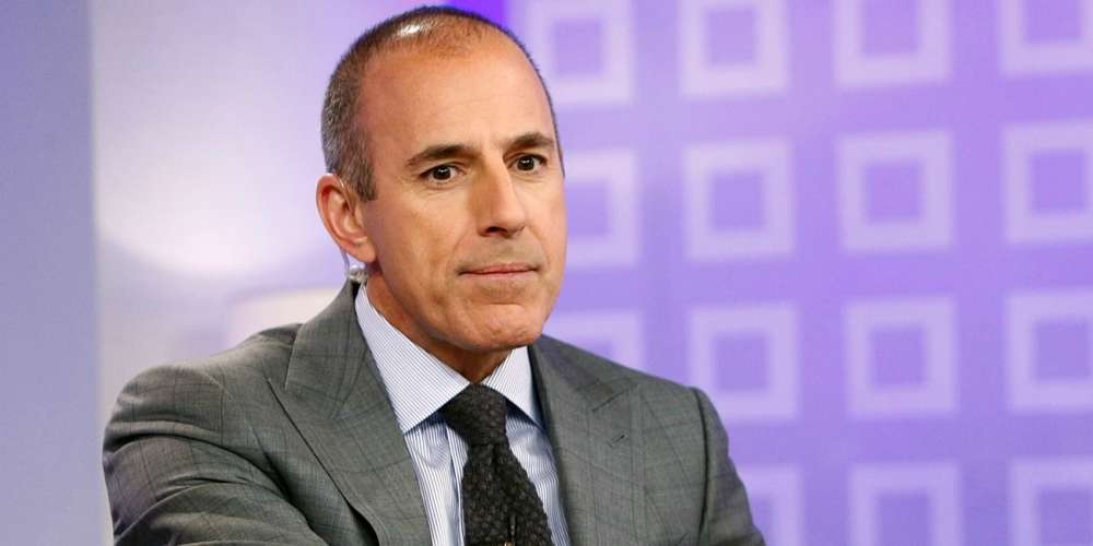 This Radio Host Called Out 'Creepy' Matt Lauer in 2012 After an Awkward Anne Hathaway Interview