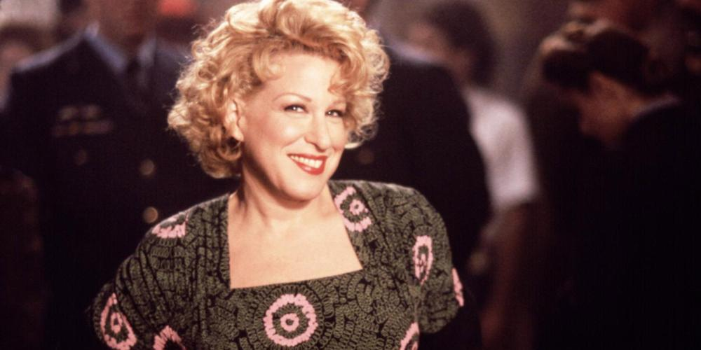 Bette Midler Says That During the '70s Geraldo Rivera Drugged and Groped Her (Video)