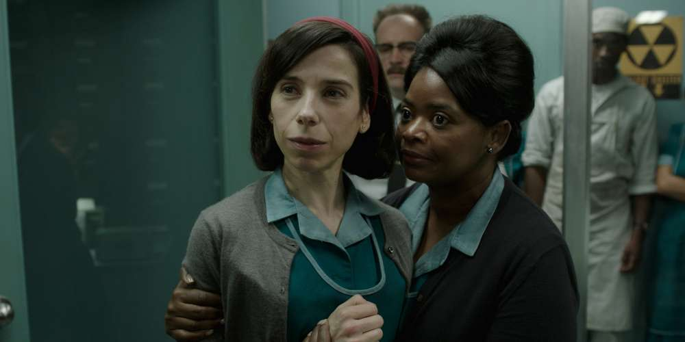 'The Shape of Water' Is a Whimsical Love Story That Doubles as a 'F*ck You' to Trump Supporters