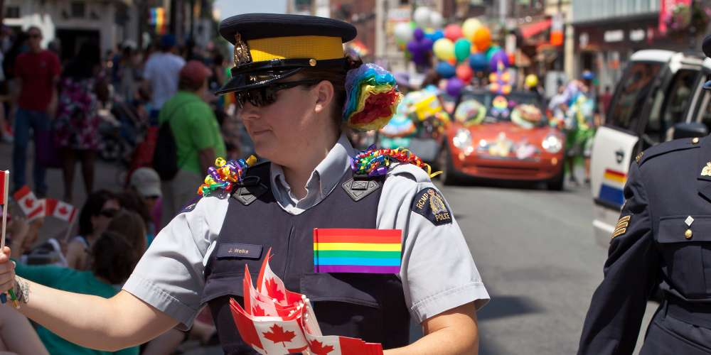 Vancouver Pride Will Not Be Allowing Uniformed Police to March in Next Year's Parade