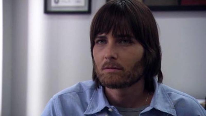 Daniela Sea as Max Sweeney in The L Word, trans male TV characters 05