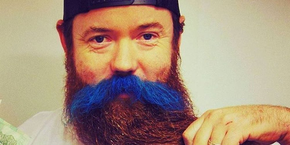 These 15 Sexy 'Mo Bros' Helped Fundraise for Men's Health With Movember Mustaches