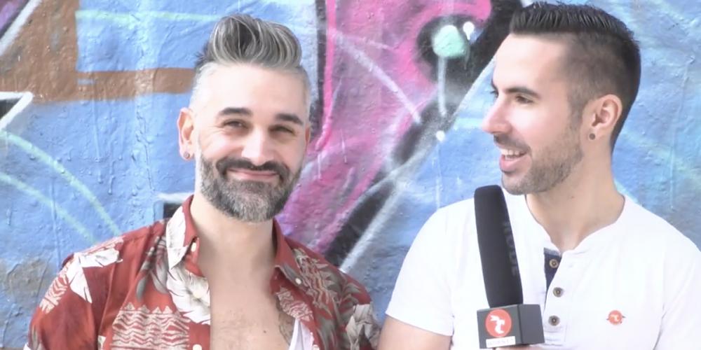 Ma vie, mon appli: les mini-interviews de Walter et Marvin