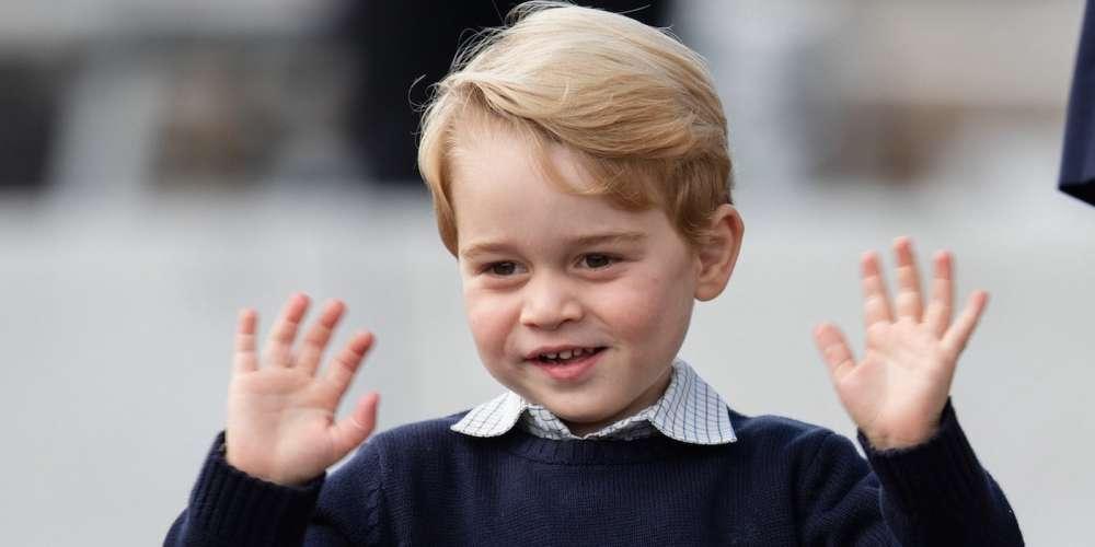 A Scottish Priest Urged Christians to Pray Prince George Gay