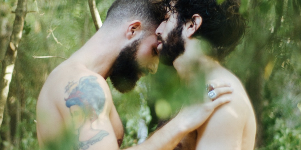 We Love This Calendar of Portuguese Athletes Kissing, Swimming and Playing BDSM in Briefs (NSFW)