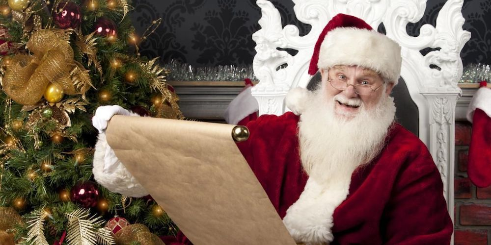 Watch This Texas Pastor Head to the Mall Just to Tell Kids Santa Claus Isn't Real (Video)