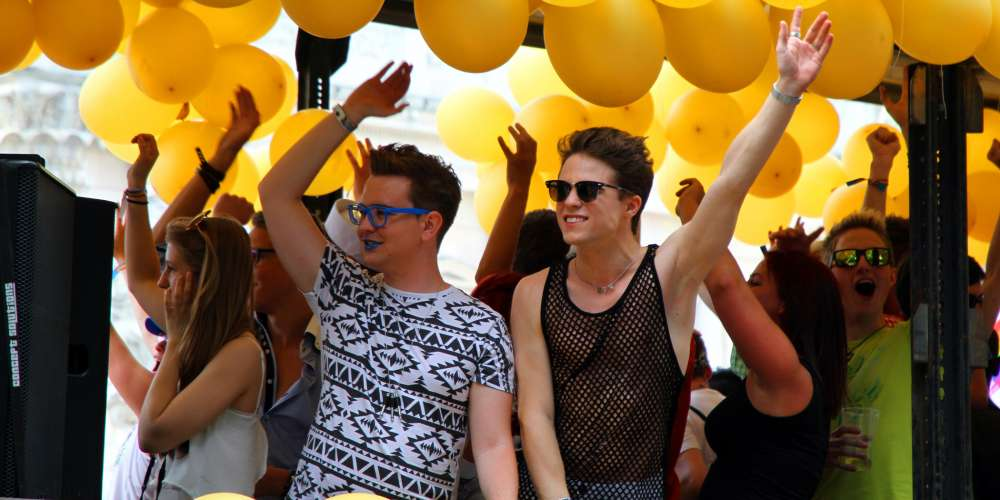 Marriage Equality Will Become Legal in Austria by 2019 Thanks to a Recent Court Ruling