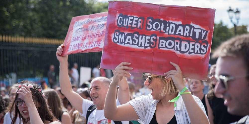 L'association BAAM dénonce les clichés sur les migrant.e.s LGBT