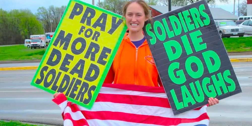 A New Westboro Baptist Church Movie Focuses on the Hate Group's History of Funeral Protests