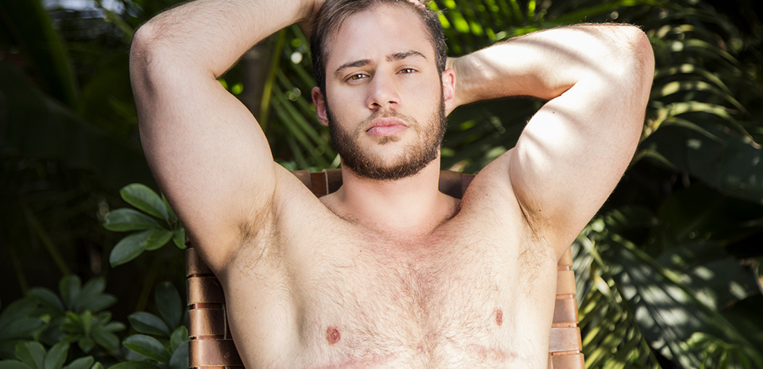 Meet Paulo, Hornet's Sexy Brazilian 'Man of the Month' for December
