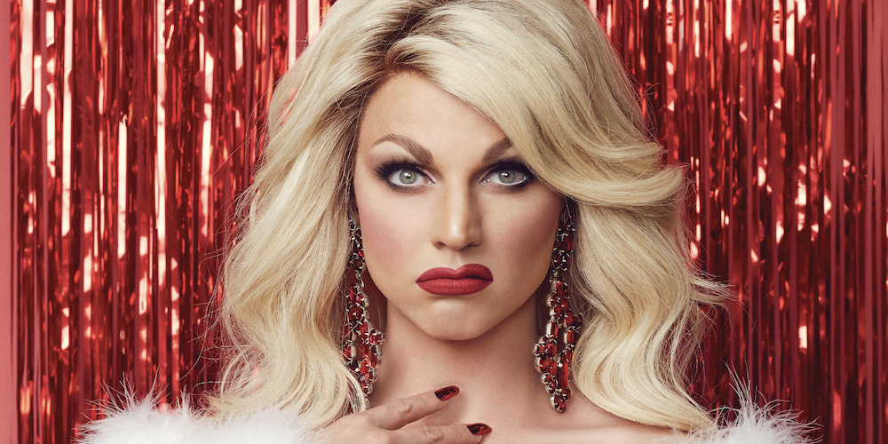 Think of Courtney Act's New Holiday Show Like 'Group Therapy' Cabaret