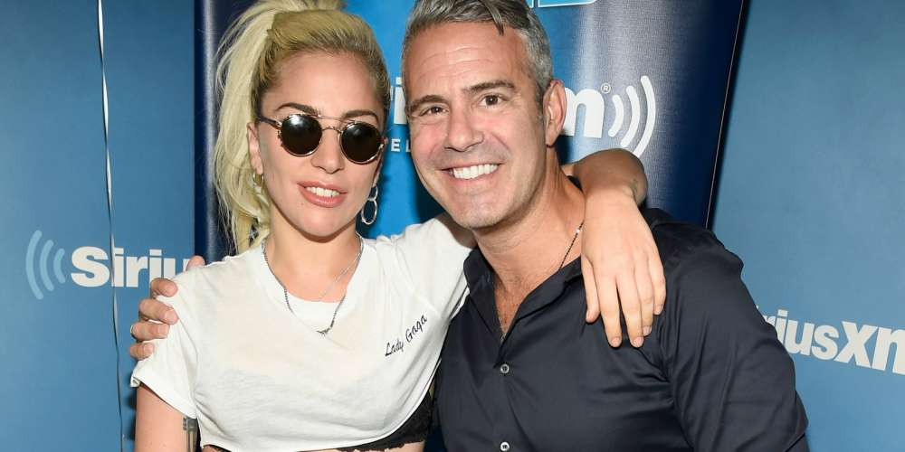 Andy Cohen Revealed a Really Embarrassing Lady Gaga Story: 'She Went Into My iTunes'
