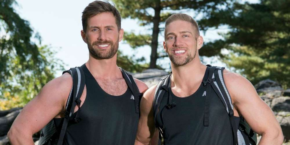 These 'Well-Strung' Hunks Are Competing on the Next Season of 'Amazing Race'