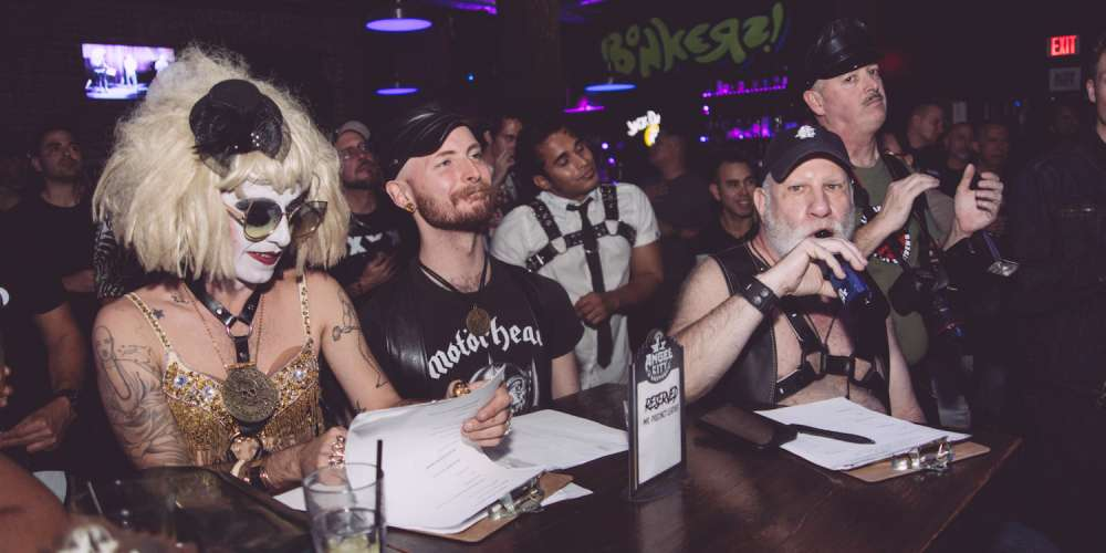 These 35 Pics Show How Los Angeles Throws a Leather Competition