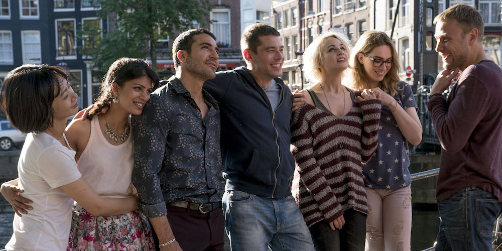 The Ultra-Queer Sci-Fi Series 'Sense8' Just Gave Fans a Quick Peek Into Its Finale Episode