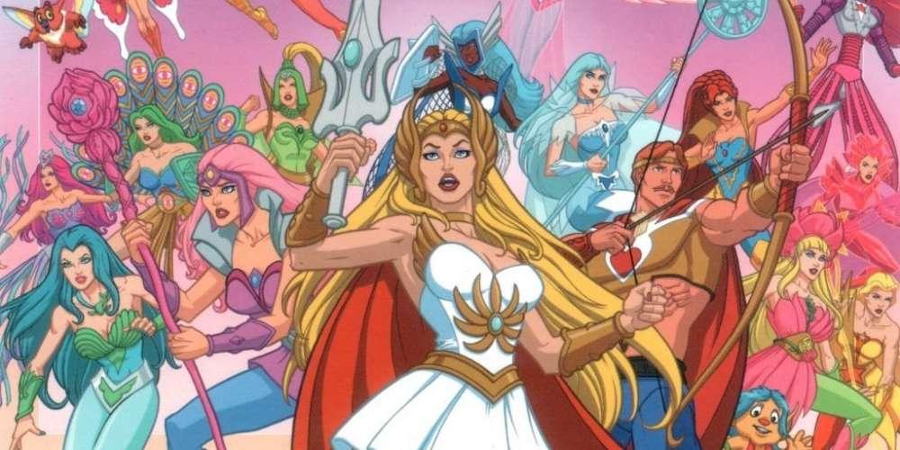 """Netflix anuncia continuação de """"She-Ra"""" para 2018"""