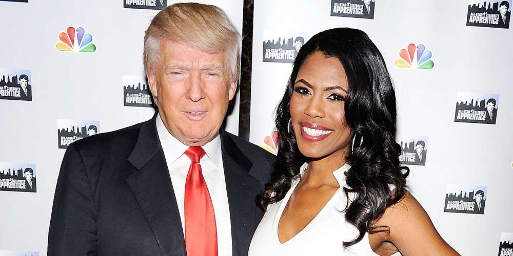 Omarosa Being 'Physically Dragged' Out of the White House Is the Cherry on Top of a Great Week