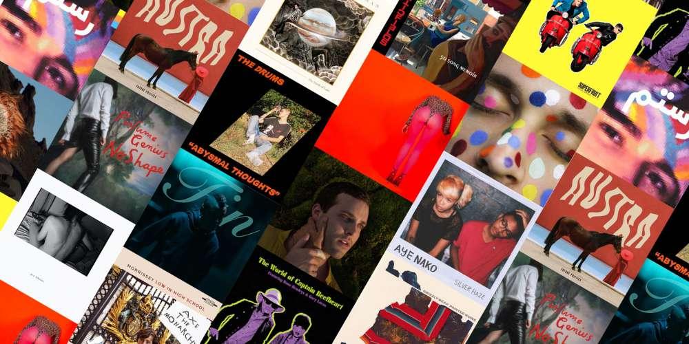 Resumen 2017: Estos son los 20 Mejores Álbumes de Artistas LGBTQ del Año