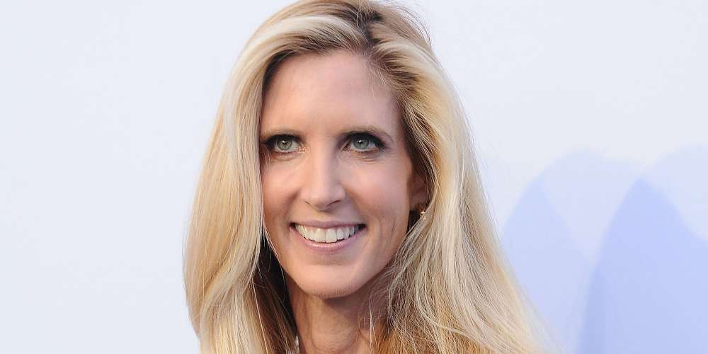 Ann Coulter Just Trolled Herself, So You Don't Have To (But Probably Still Should)