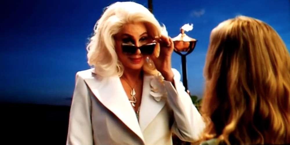 """Cher aparece no novo trailer de """"Mamma Mia 2"""""""