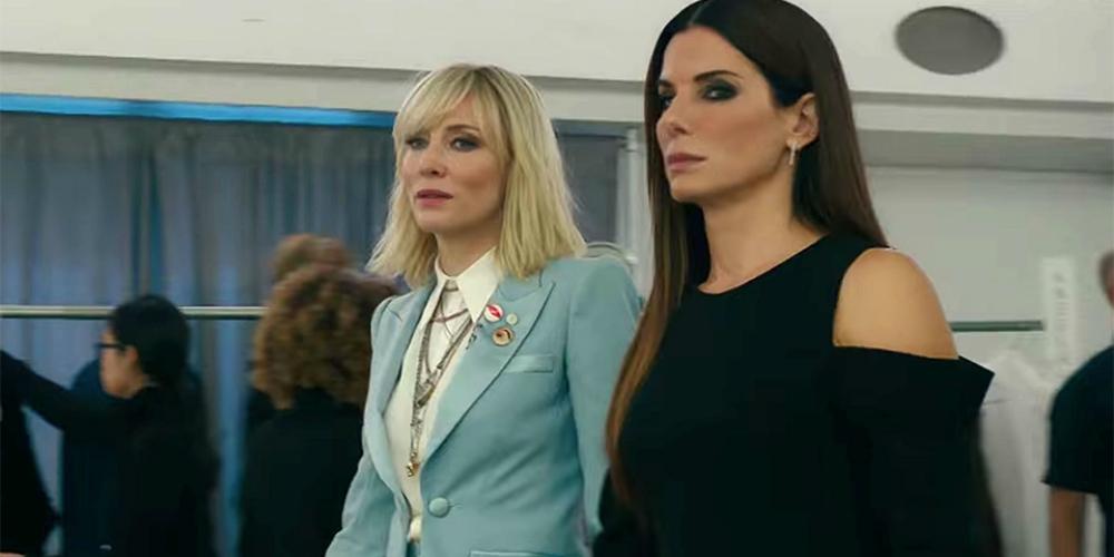 Sandra Bullock and Cate Blanchett Assemble All-Star Heist Crew in New 'Ocean's 8' Trailer