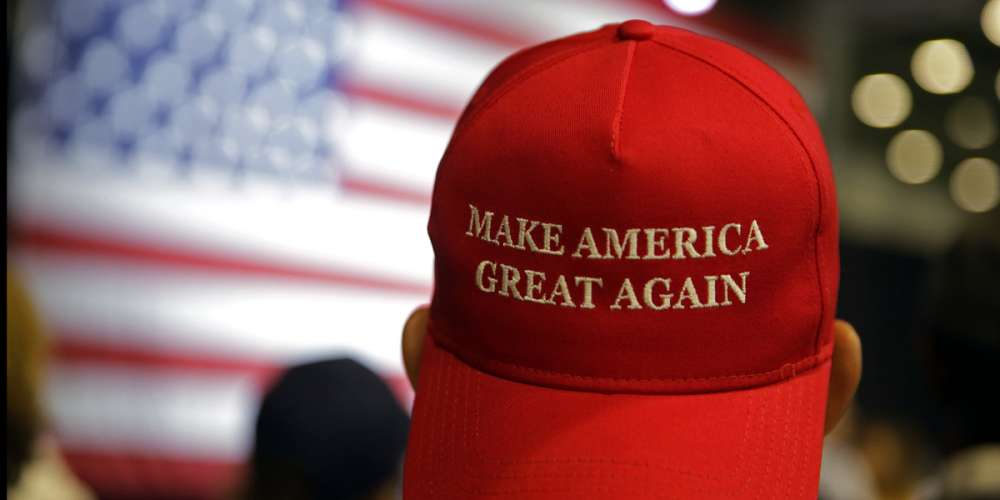 Here's What Your 'Make America Great Again' Hat Really Means in 2017