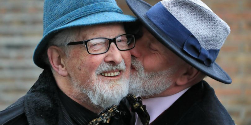 These Two Straight Men Got Married, and the Irish Government Is Gonna Be Pissed