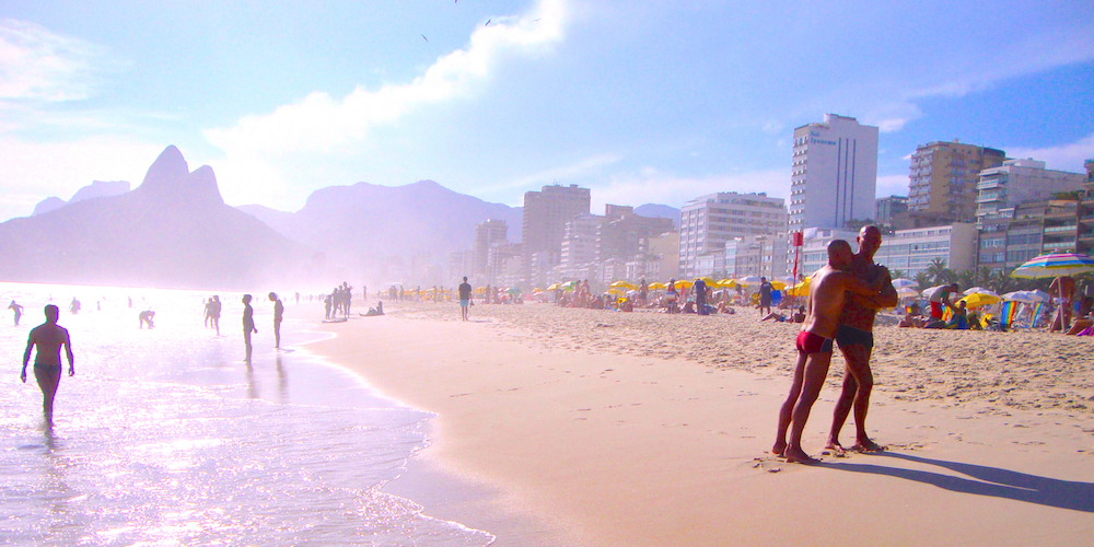 The Many Faces of Rio de Janeiro: Bright Colors, Exposed Flesh, LGBTs Fighting the System