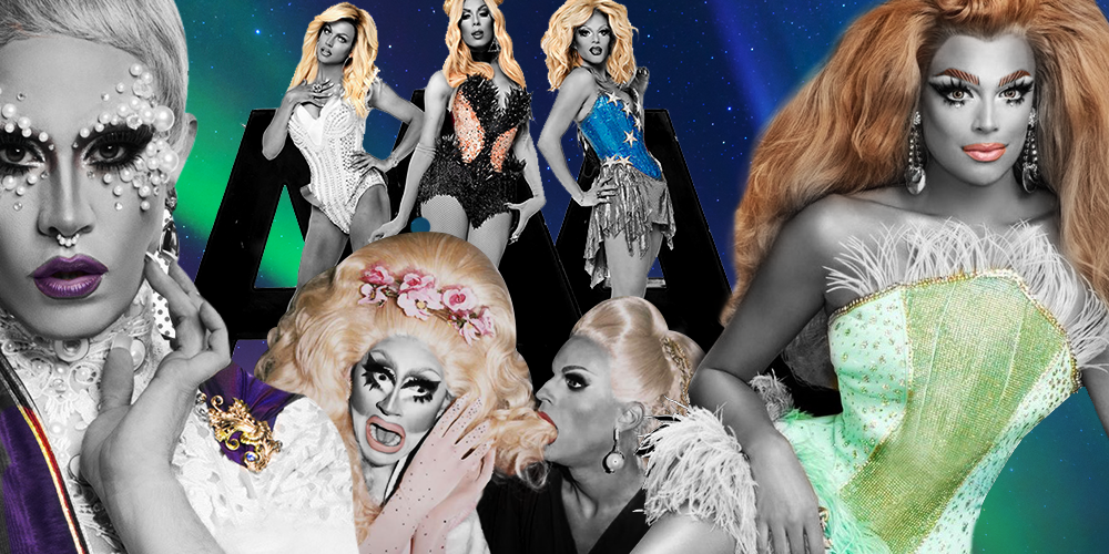 Hornet's Editors Pick Their 10 Favorite Drag Moments of 2017