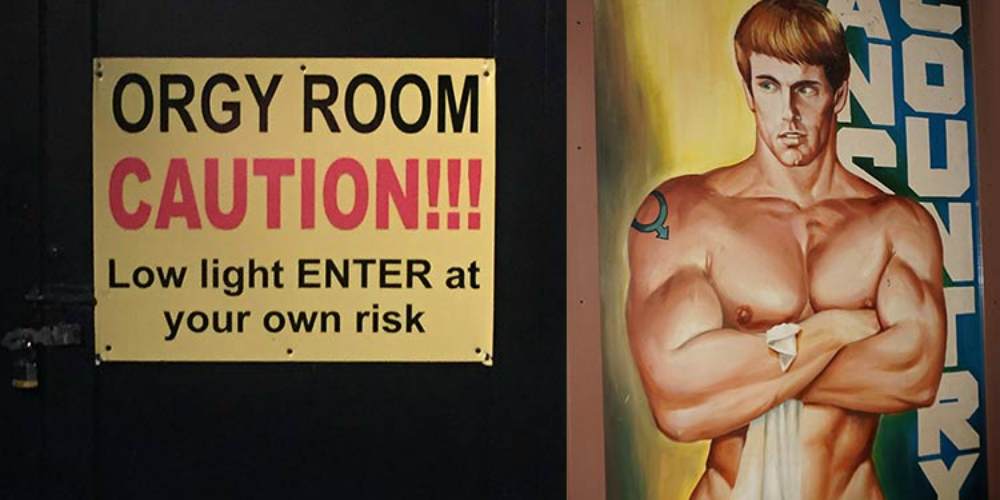Take a Tour of Chicago's Oldest Gay Bathhouse, Which Just Closed Its Doors After 44 Years (Video)