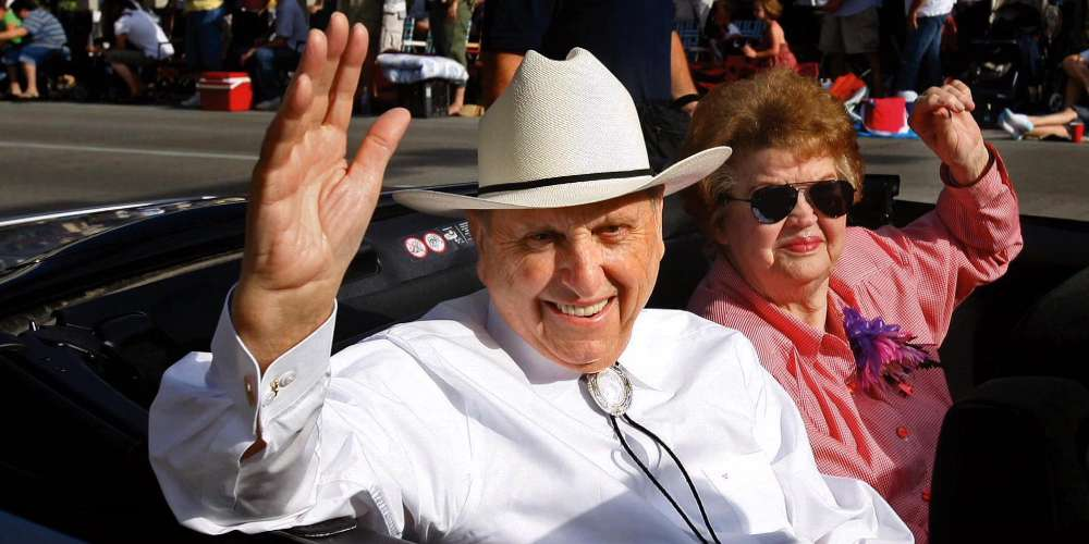 Thomas Monson, Mormon President and a Major Supporter of California's Anti-Gay Prop. 8, Is Dead