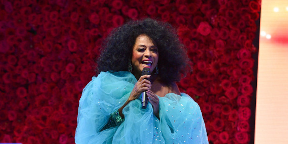 Diana Ross Re-Solidified Her Icon Status By Dancing With Go-Go Boys at a Gay Bar (Video)