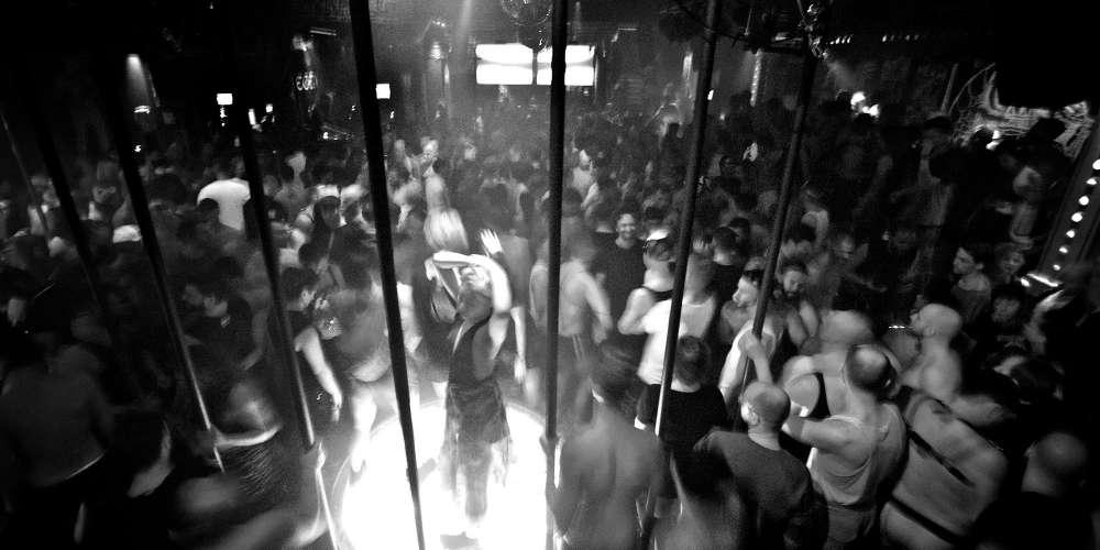 Berlin gay sex club 5 Best