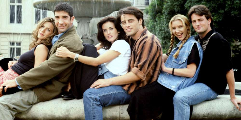 This Hour-Long Supercut Shows How Homophobic 'Friends' Could Be