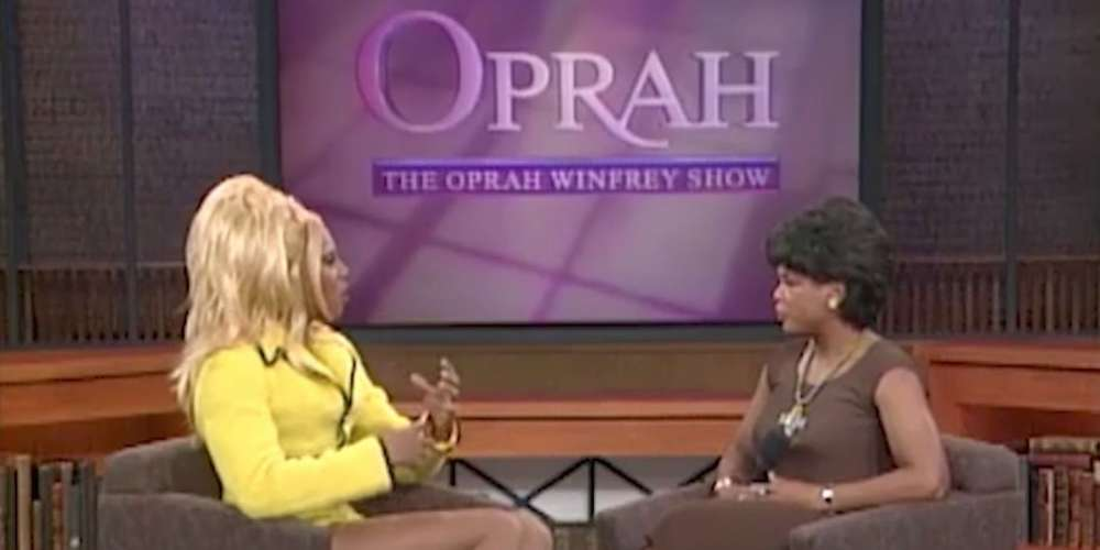 Oprah Winfrey's 1995 Chat with RuPaul Has Us Excited for Their Upcoming Interview
