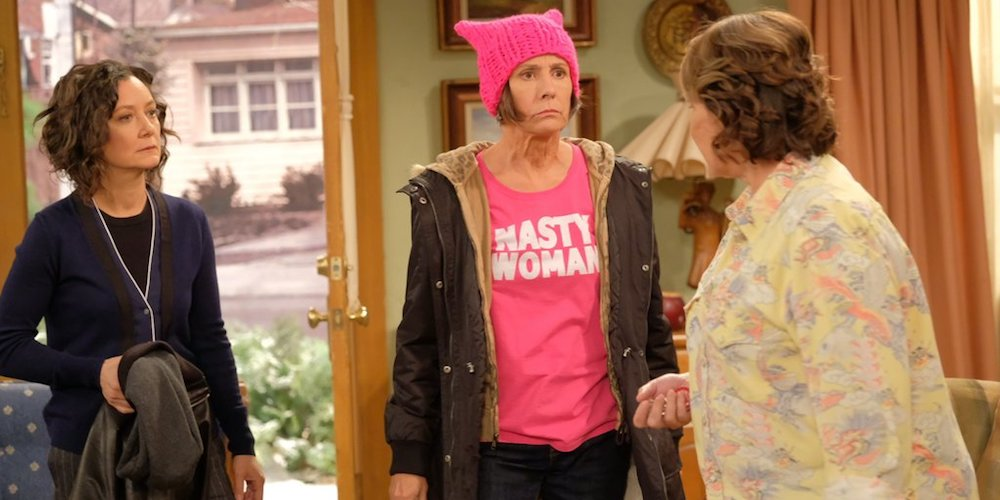 Yes, Roseanne Barr's Character on the Upcoming Reboot Is Indeed a Trump Supporter