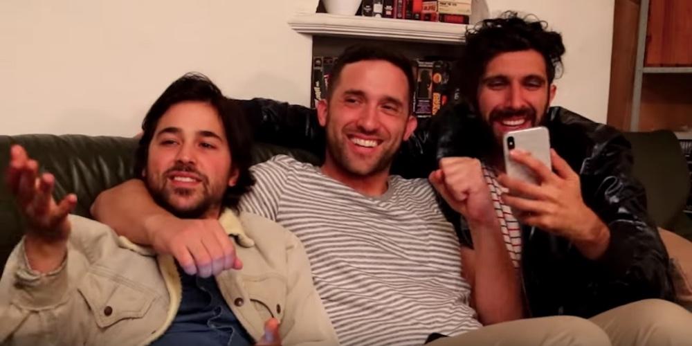 Los Hombres Heteros También Ven 'Dick Pics', Pero Niegan Enseñárselas a los Gays (Video)