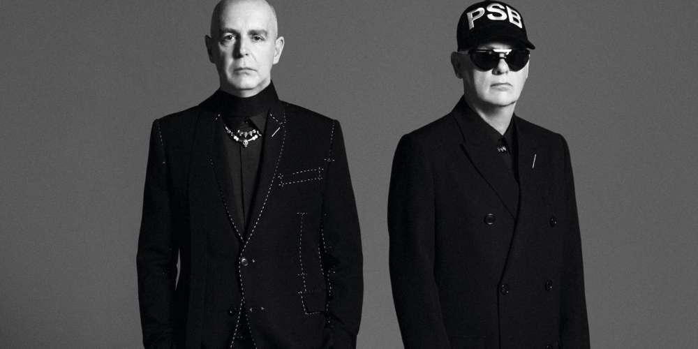 Pet Shop Boys為2018年Dior Homme春夏拍攝形象廣告