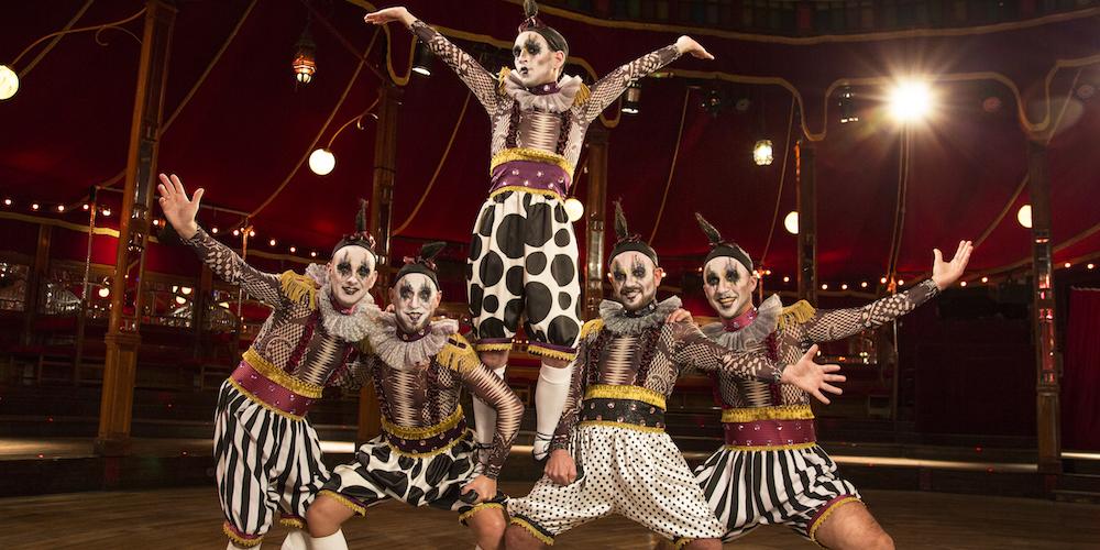 5 raisons d'aller voir «Cirque plein d'airs», le nouveau spectacle des Caramels Fous !