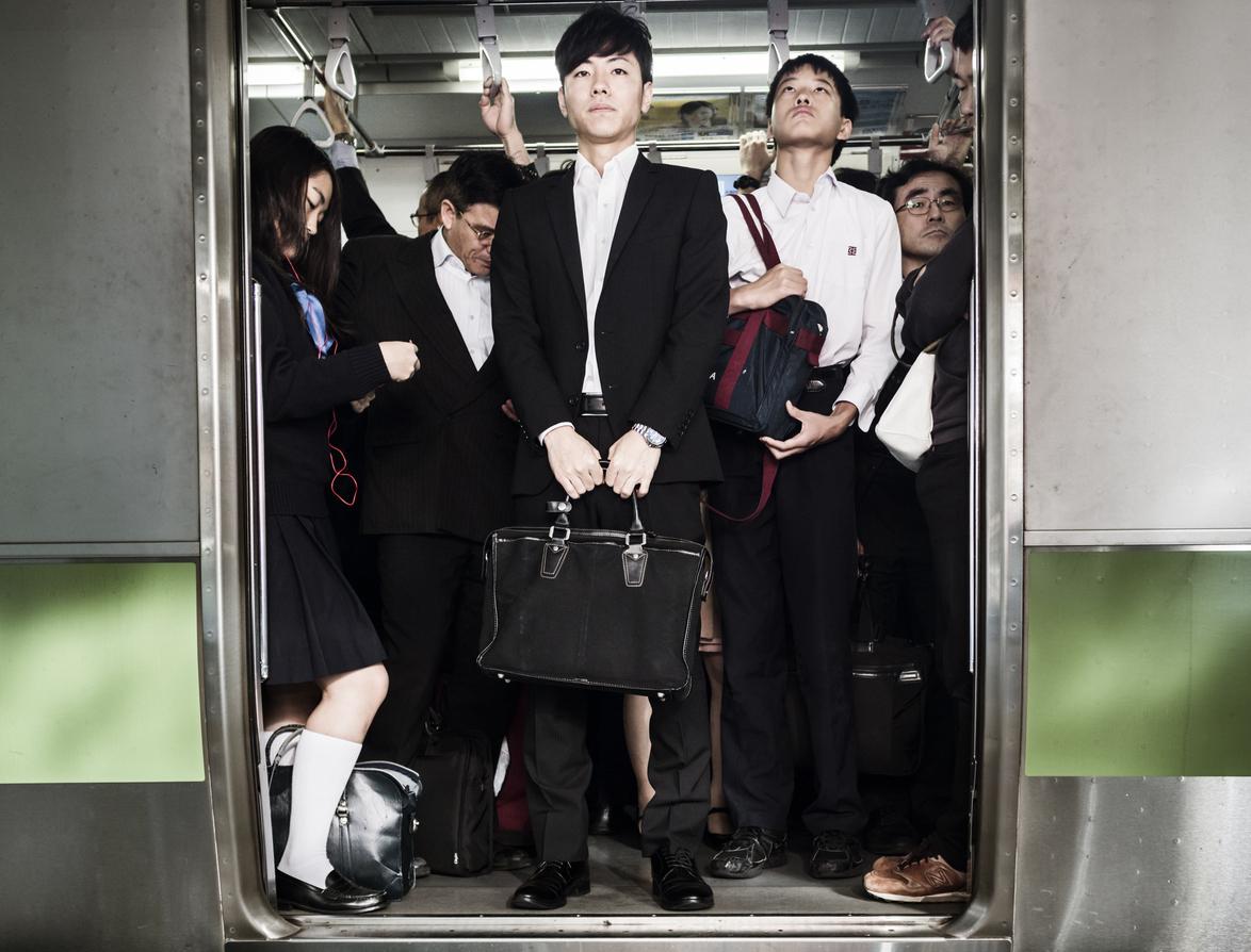 【東京現場直擊】關於電車癡漢的都市傳說