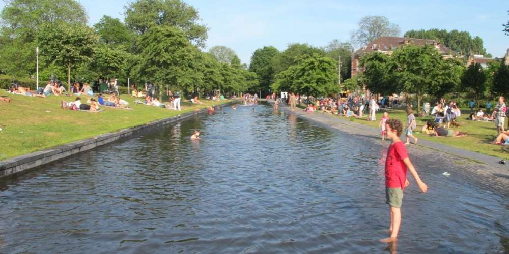What's With the Wave of Anti-LGBTQ Violence That Has Overtaken This Amsterdam Park?