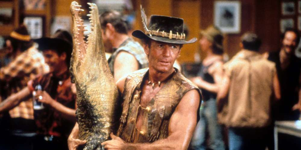 Will the Upcoming 'Crocodile Dundee' Reboot Continue the Original's Homophobia and Transphobia?