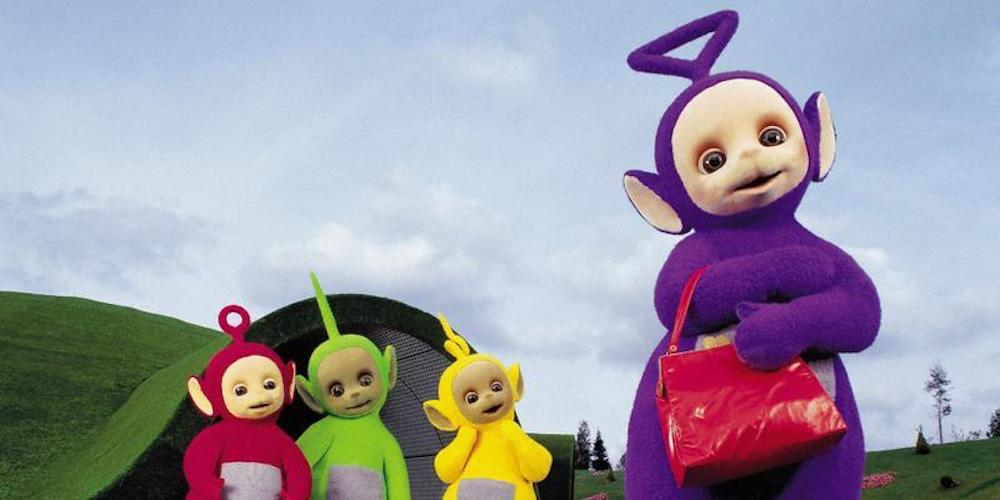 The Guy Who Played Tinky Winky, the 'Gay' Purple Teletubby, Has Died