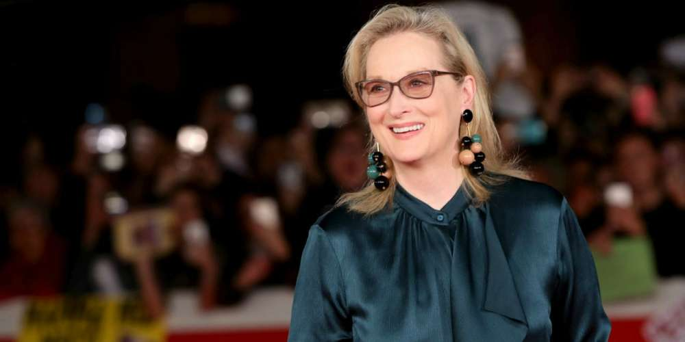 Meryl Streep Is Joining 'Big Little Lies' Season 2 and Our Gay Heads Are Exploding