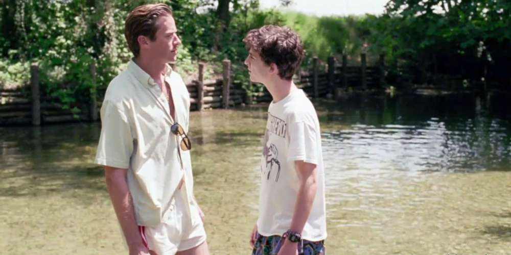 The Director of 'Call Me By Your Name' Is Already Sketching Out an HIV-Centered Sequel