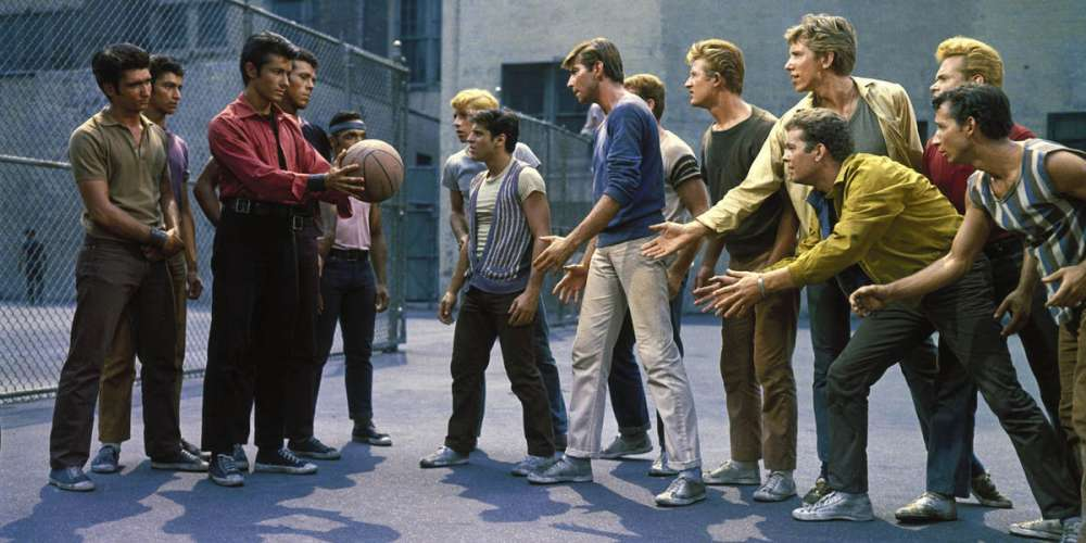 The Kushner/Spielberg Adaptation of 'West Side Story' Is Sure to Be Pretty, Witty and Gay
