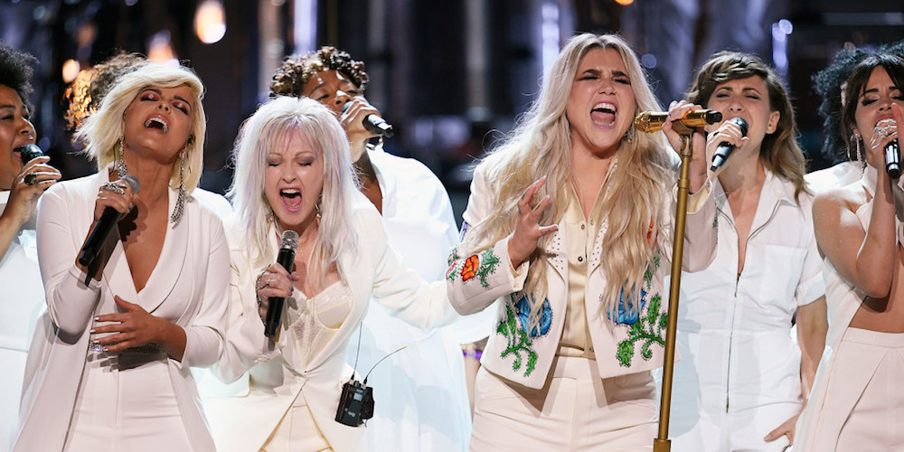 Every Grammys Performance Ranked, From Gaga and Sam Smith toKesha's Jaw-Dropping Number