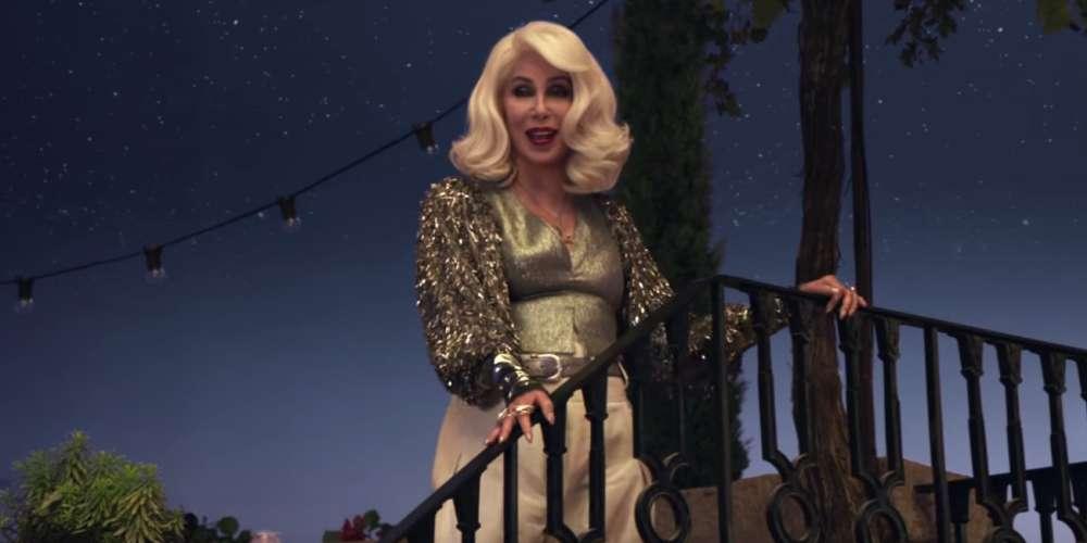 Watch Cher Sing Abba's 'Fernando' in New 'Mamma Mia! Here We Go Again' Teaser